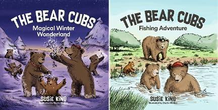 The Bear Cubs Adventures (2 Book Series)