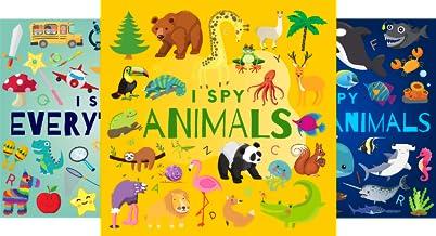 I Spy Books for Kids (7 Book Series)