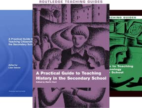 Routledge Teaching Guides (10 Book Series)