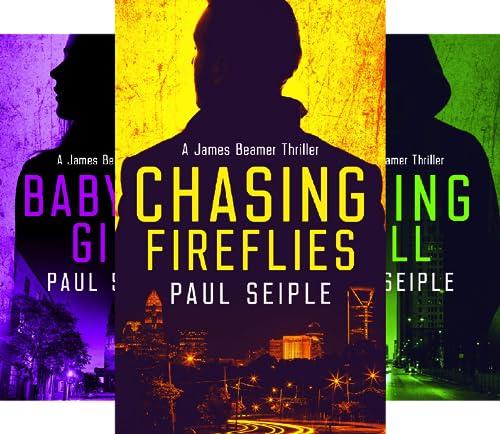 A James Beamer Thriller (3 Book Series)