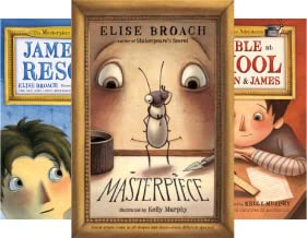 The Masterpiece Adventures (5 Book Series)