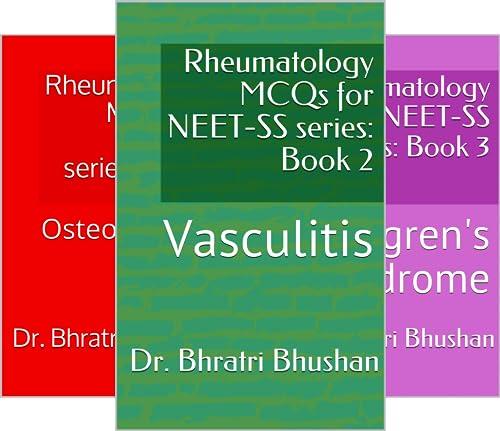 Rheumatology MCQs for NEET-SS (8 Book Series)