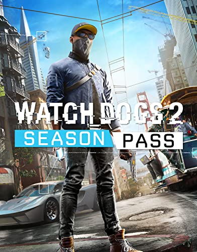 Watch_Dogs 2 - Season Pass [PC Code - Uplay]