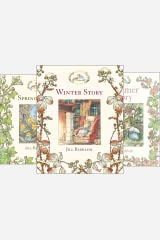 A Year in Brambly Hedge Kindle Edition