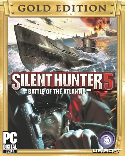 Silent Hunter 5: Battle of the Atlantic - Gold Edition [PC Code - Uplay]