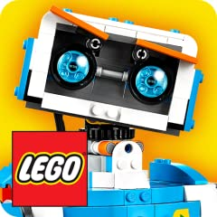 Includes a LEGO Motorized Hub, additional Motor and a Color & Distance Sensor that can be built and rebuilt into 5 multifunctional models.Code Vernie to dance, shoot the target, beatbox, use his hockey stick or even play a game. Build the M.T.R.4 (Mu...