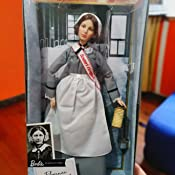 Barbie Collector, Mujeres que inspiran, muñeca Florence Nightingale (Mattel GHT87)
