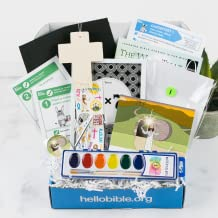 Hello Bible - Monthly Subscription Box: 3 Children
