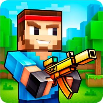 Pixel Gun 3D  Pocket Edition  - multiplayer shooter with skin creator