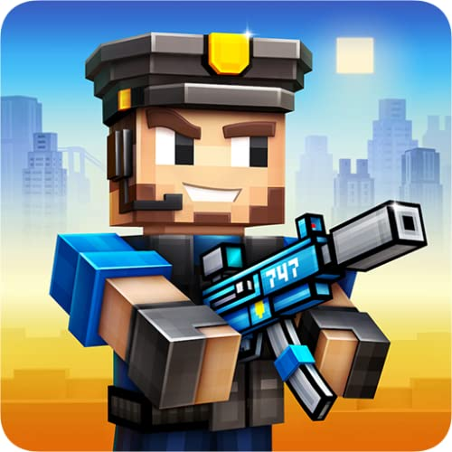 Pixel Gun 3D (Pocket Edition) - multiplayer shooter with skin creator