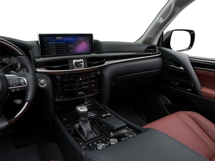 Amazon com: 2017 Lexus LX570 Reviews, Images, and Specs