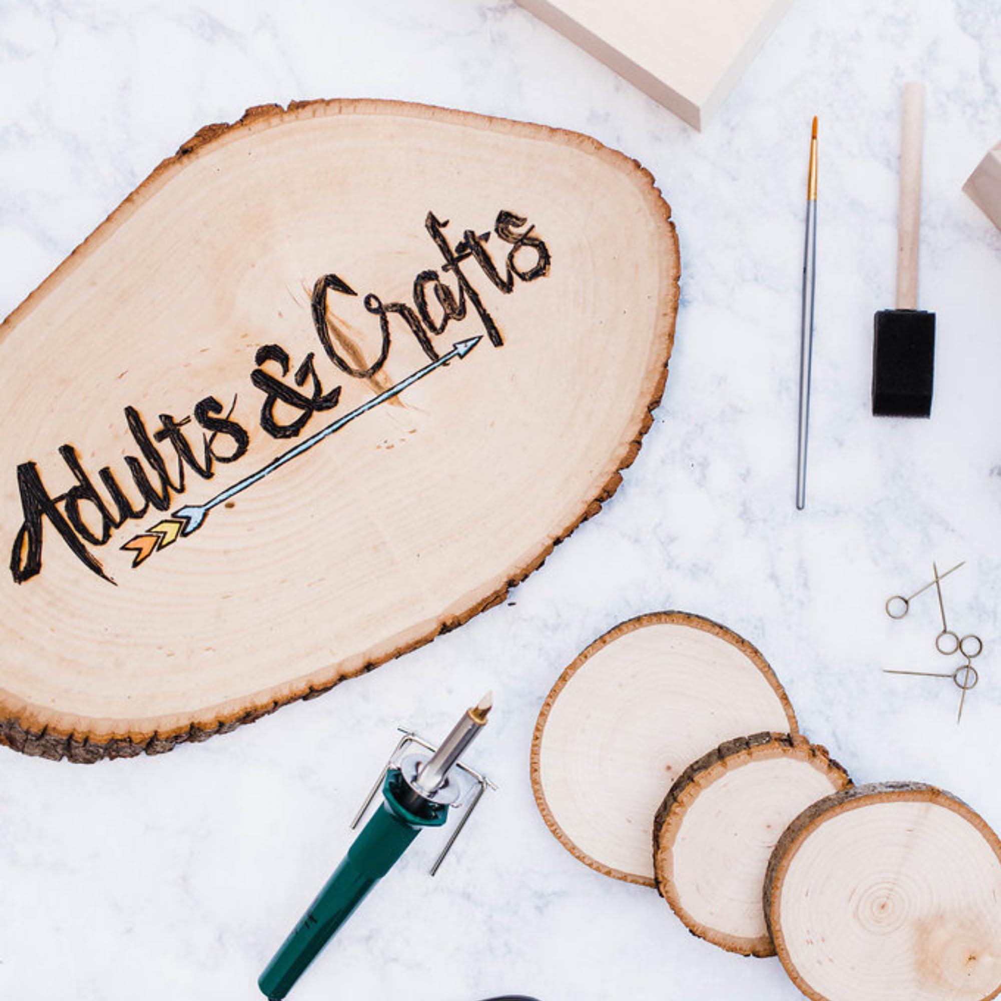 Adults & Crafts   DIY Craft Kits Subscription Box