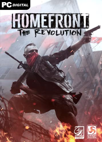 Homefront: The Revolution [PC Code - Steam]