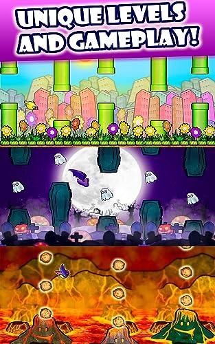 『Flapped Birds: Jump Adventure - Juega gratis』の8枚目の画像
