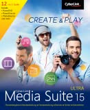 CyberLinl Media Suite 15 Ultra [Download]