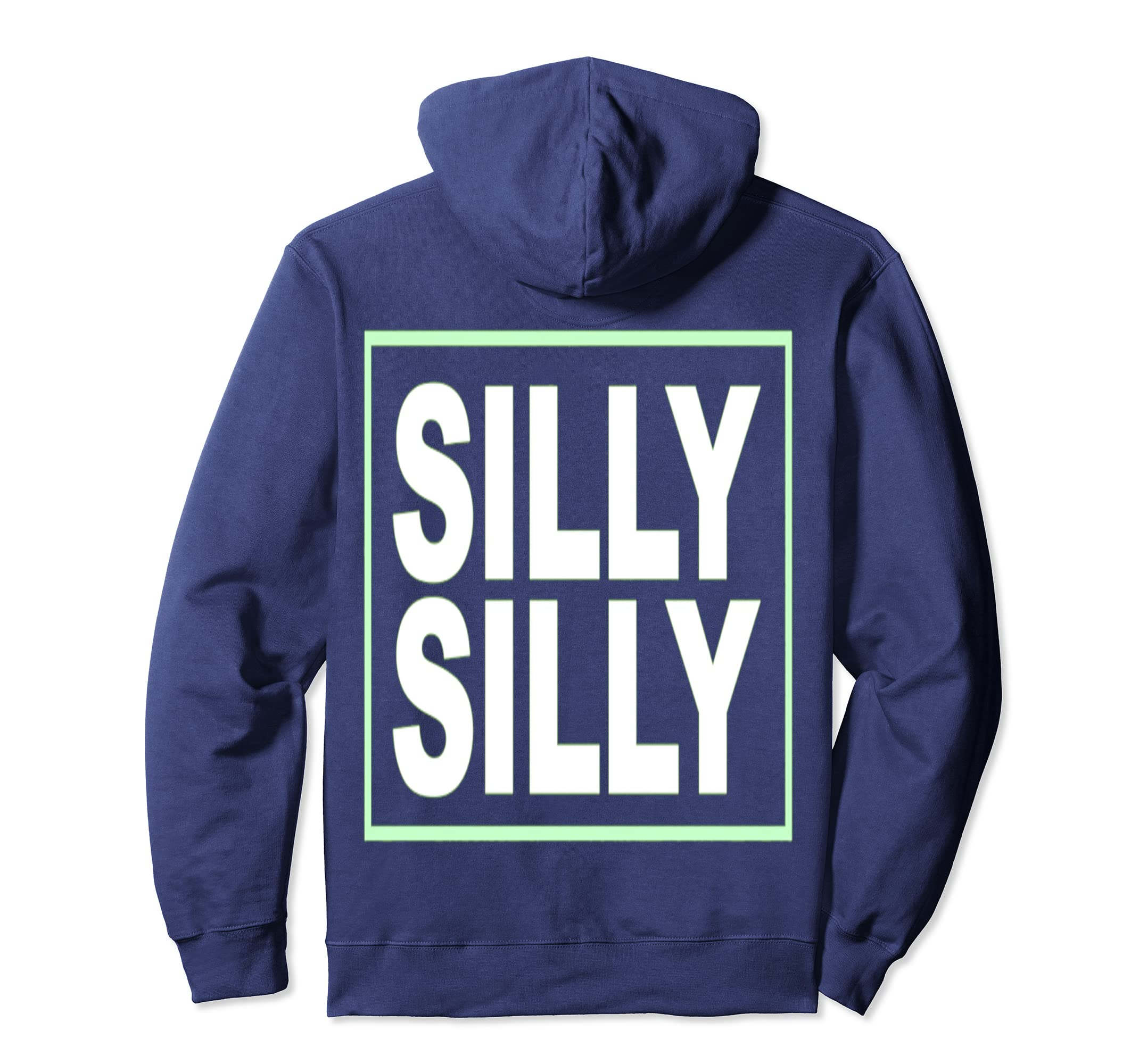 10da1dd5 Amazon.com: Silly Silly Pullover Hoodie for Woman: Clothing