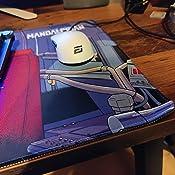 Erik Mousepad Xxl Gameration Für Laptop Computer Und Pc Bürobedarf Schreibwaren