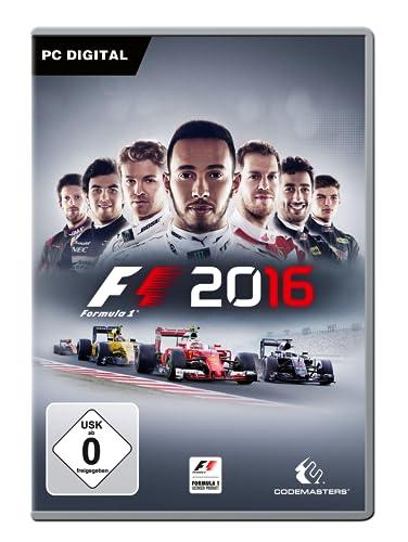 F1 2016 [PC Code - Steam]