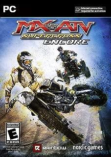 MX vs. ATV Supercross Encore [Online Game Code]