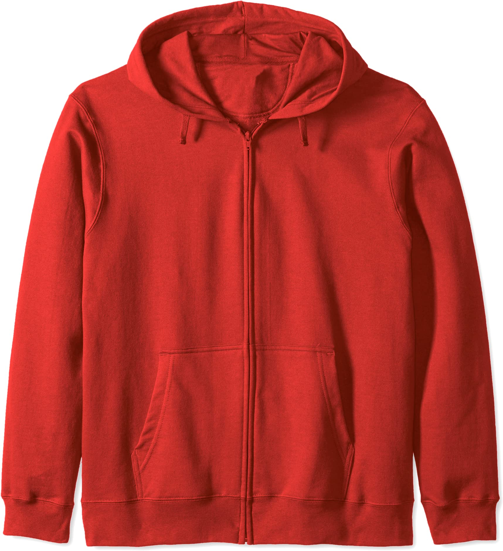 MHBGMYES Lightweight Mans Jacket with Hood Long Sleeved Zippered Outwear