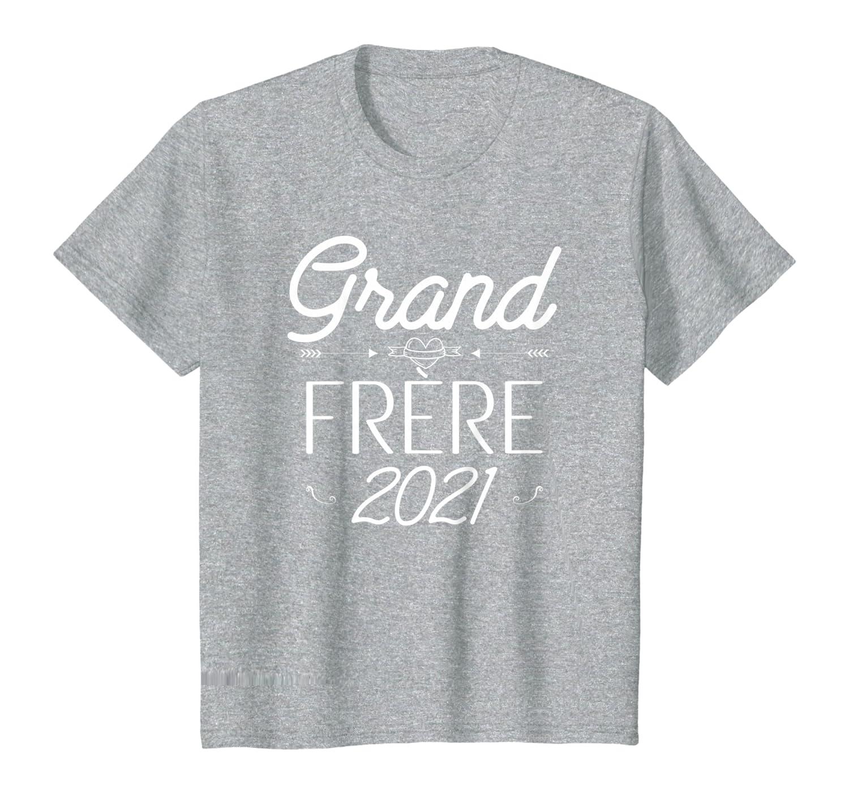 Enfant Grand fr/ère 2021 T-Shirt