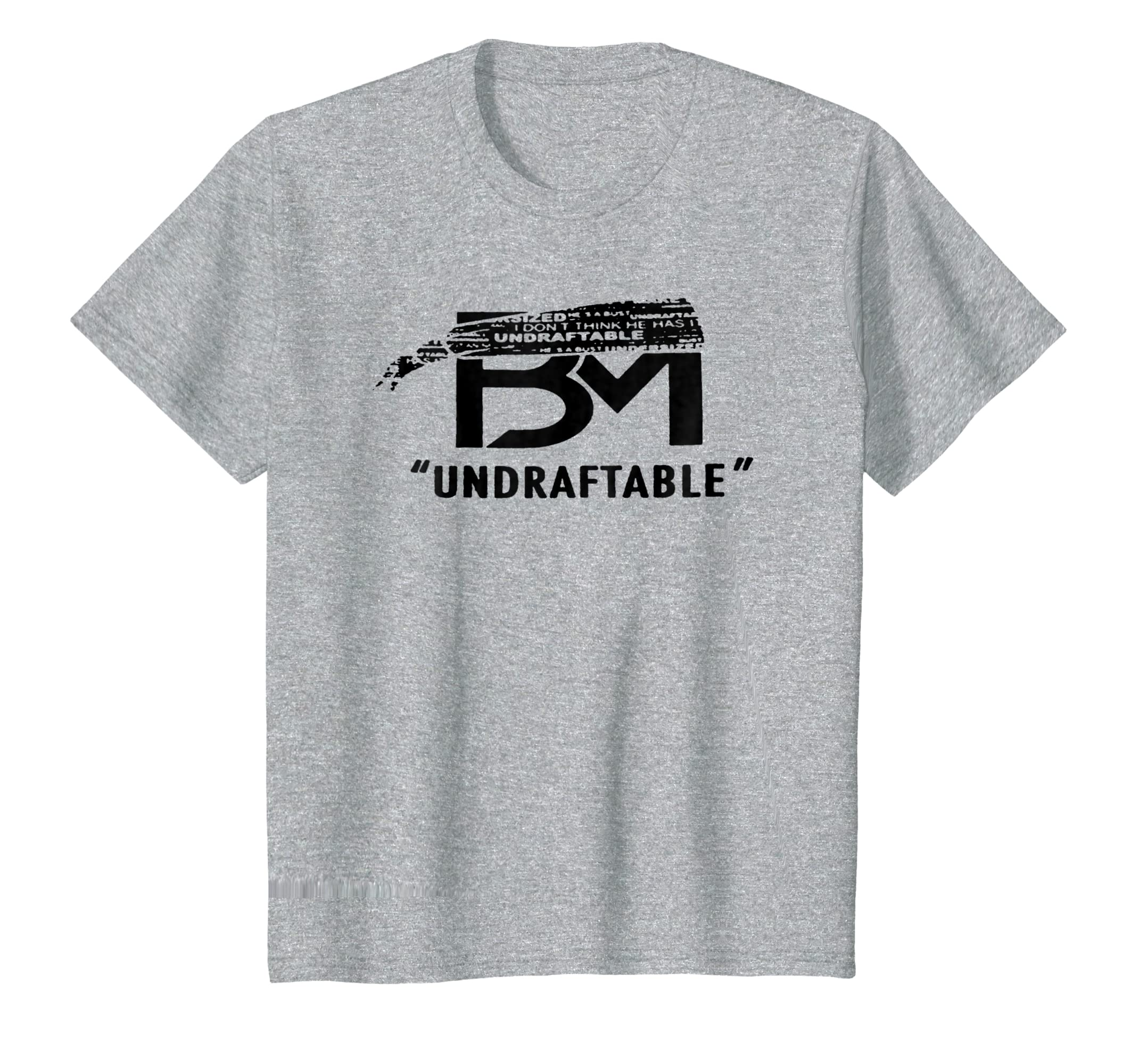 Amazon.com  Undraftable T- shirts  Clothing 6d035733c