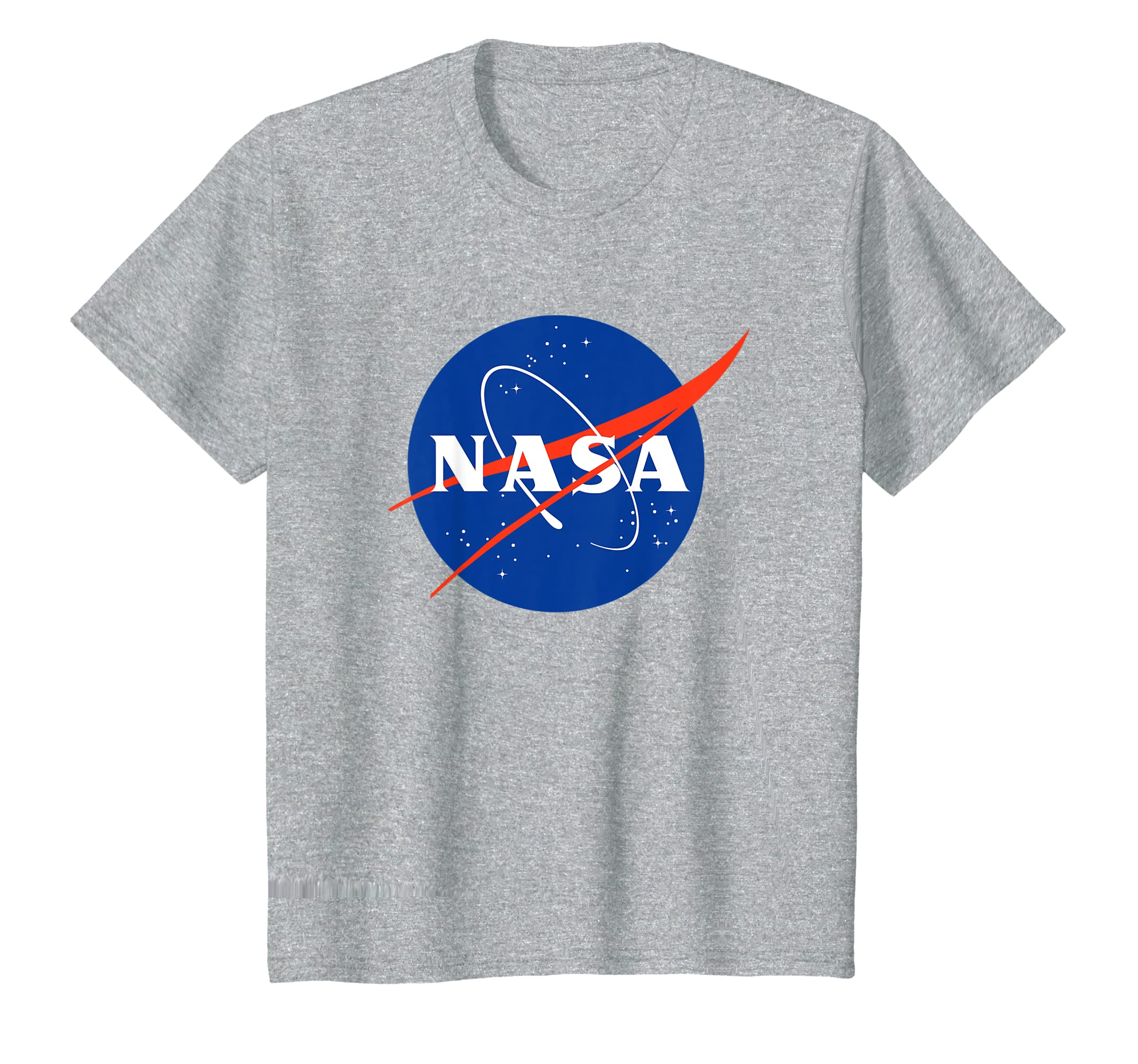 c4f8cd11664 Amazon.com: NASA Approved Officially Licensed Meatball Logo Moon 2024 T- Shirt: Clothing
