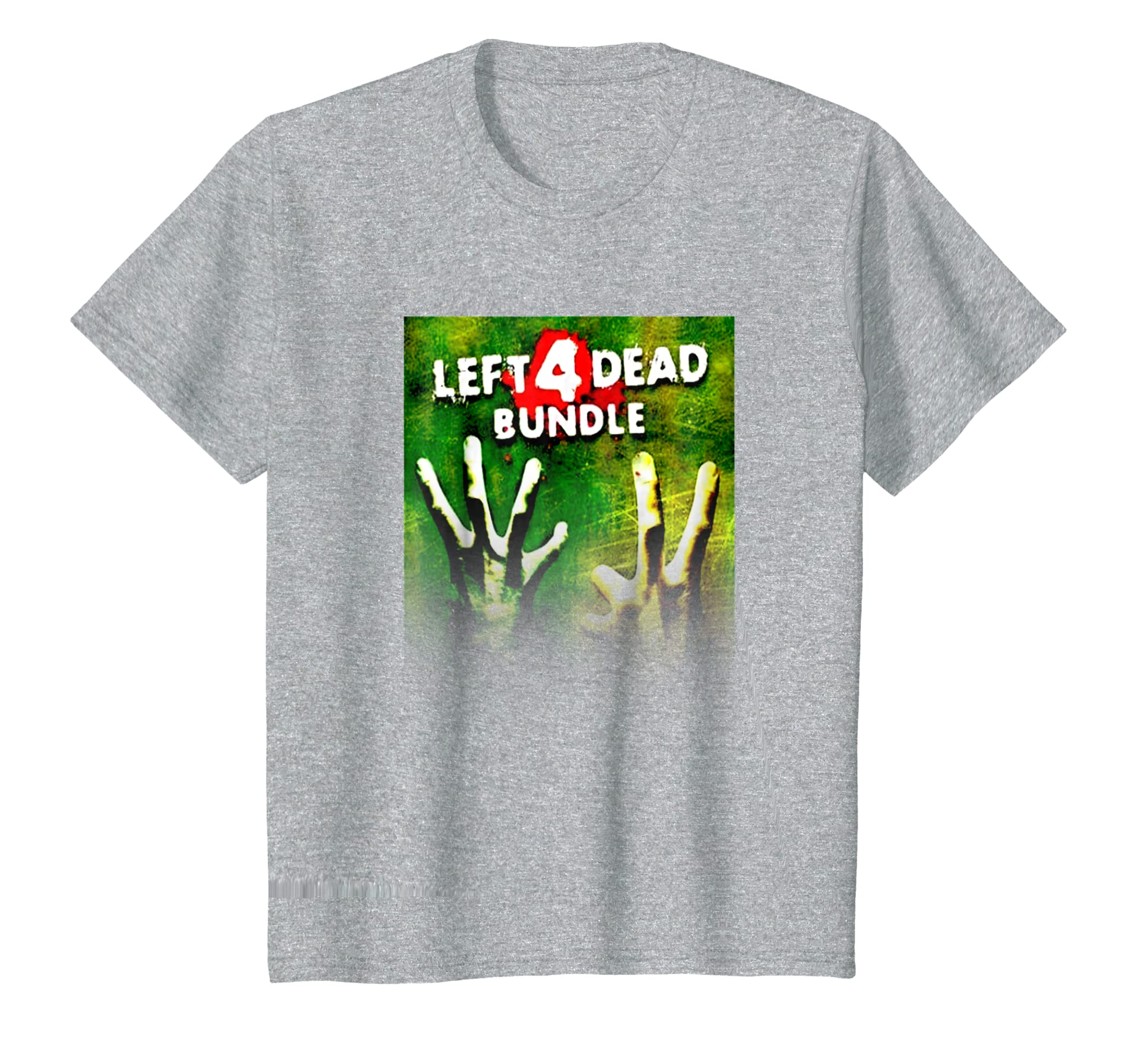 Amazon com: For Fans Left 4 T-shirt Dead Cool gamers Bundle: Clothing