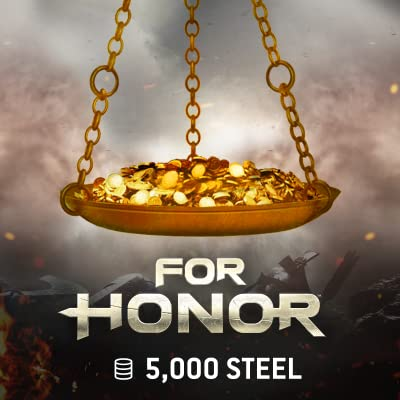 For Honor - 5 000 Steel Credits Pack [PC Code - Uplay]