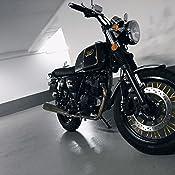 Keenso Motorrad Felgen Speichencover 36 Stück Universal Motocross Felgen Speichenschutz Offroad Felgen Schutzhüllen Kit Motorrad Kunststoff Speichengehäuse Rot Auto