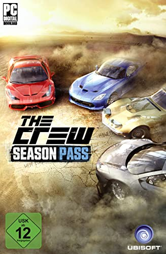 The Crew - Season Pass [PC Code - Uplay]