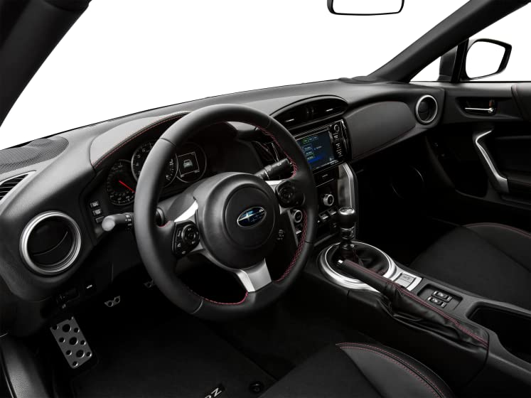 2017 Subaru BRZ Limited, Automatic Transmission, WR Blue Pearl