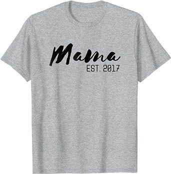 Mama Shirt Mom Shirts Motherhood Shirt Mom Life Shirt Shirts for Moms Classic Mama Shirt Mom Clothing Trendy Mom Clothes New Mom Gift Mama