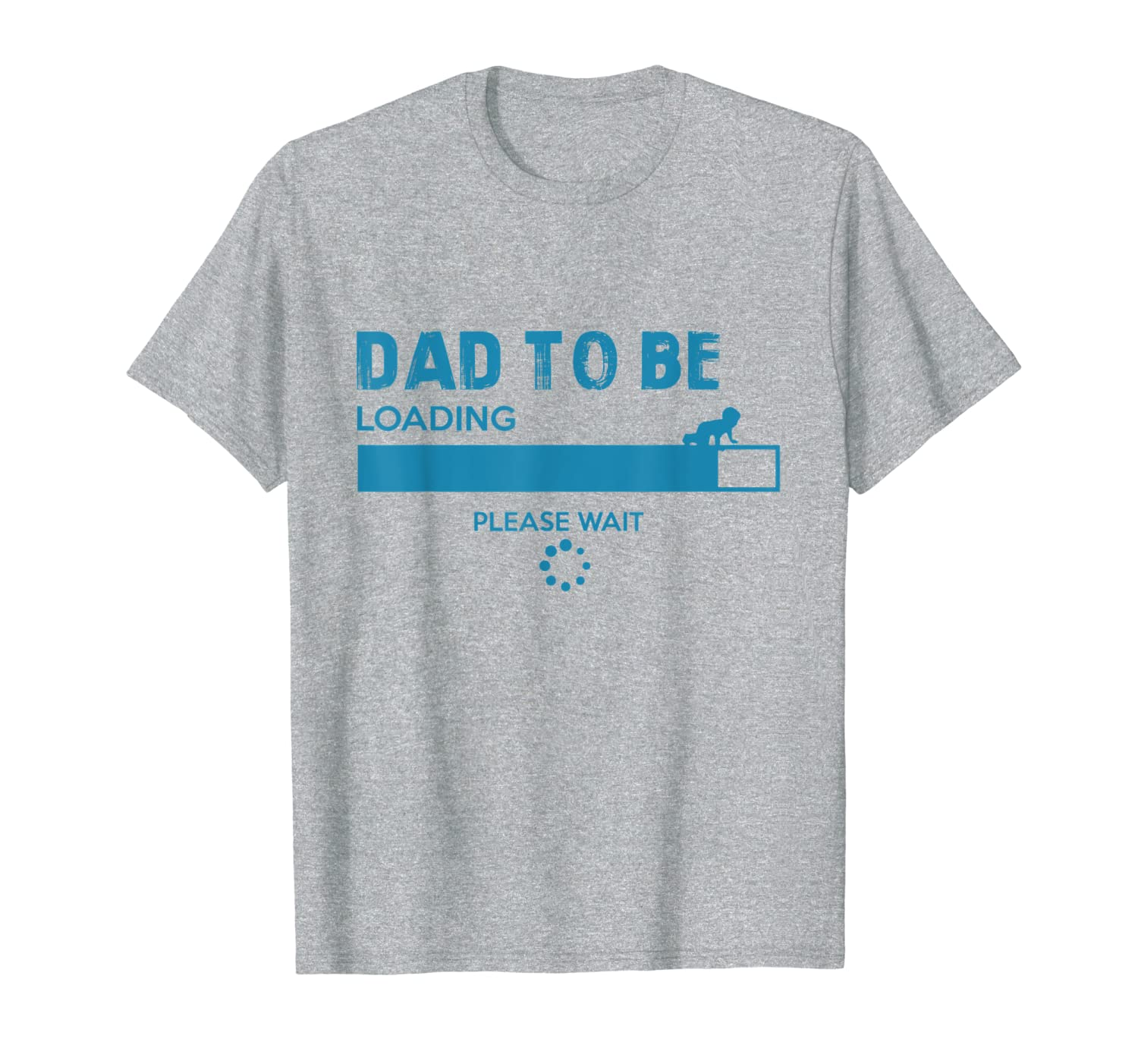 Dad To Be T-shirt Funny Father's Day Gift Soon To Be Daddy-TH