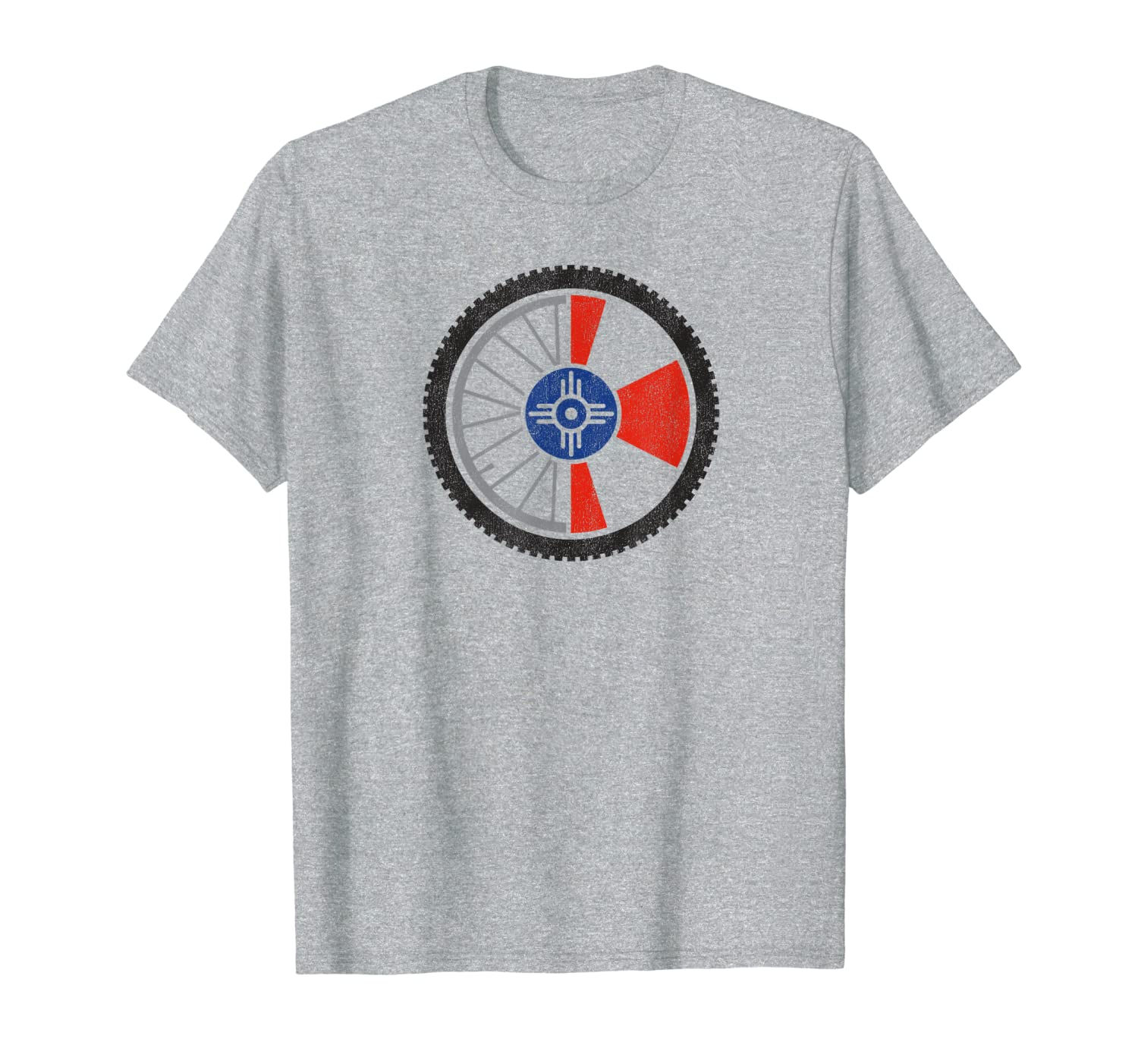 Bike ICT Wichita Trail Bicycle T-Shirt