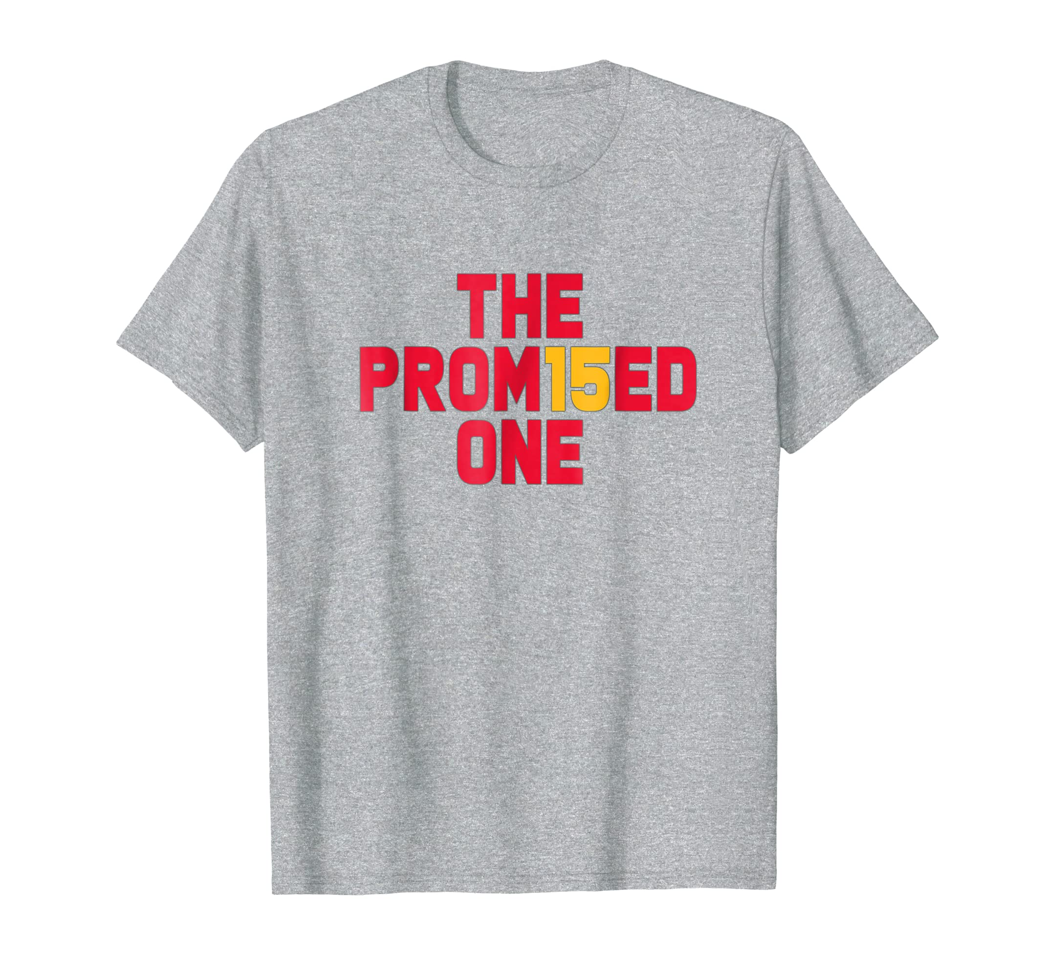 dde378f76 Patrick The Promised One Mahomes Kansas City KC Football Tee-Teechatpro ...
