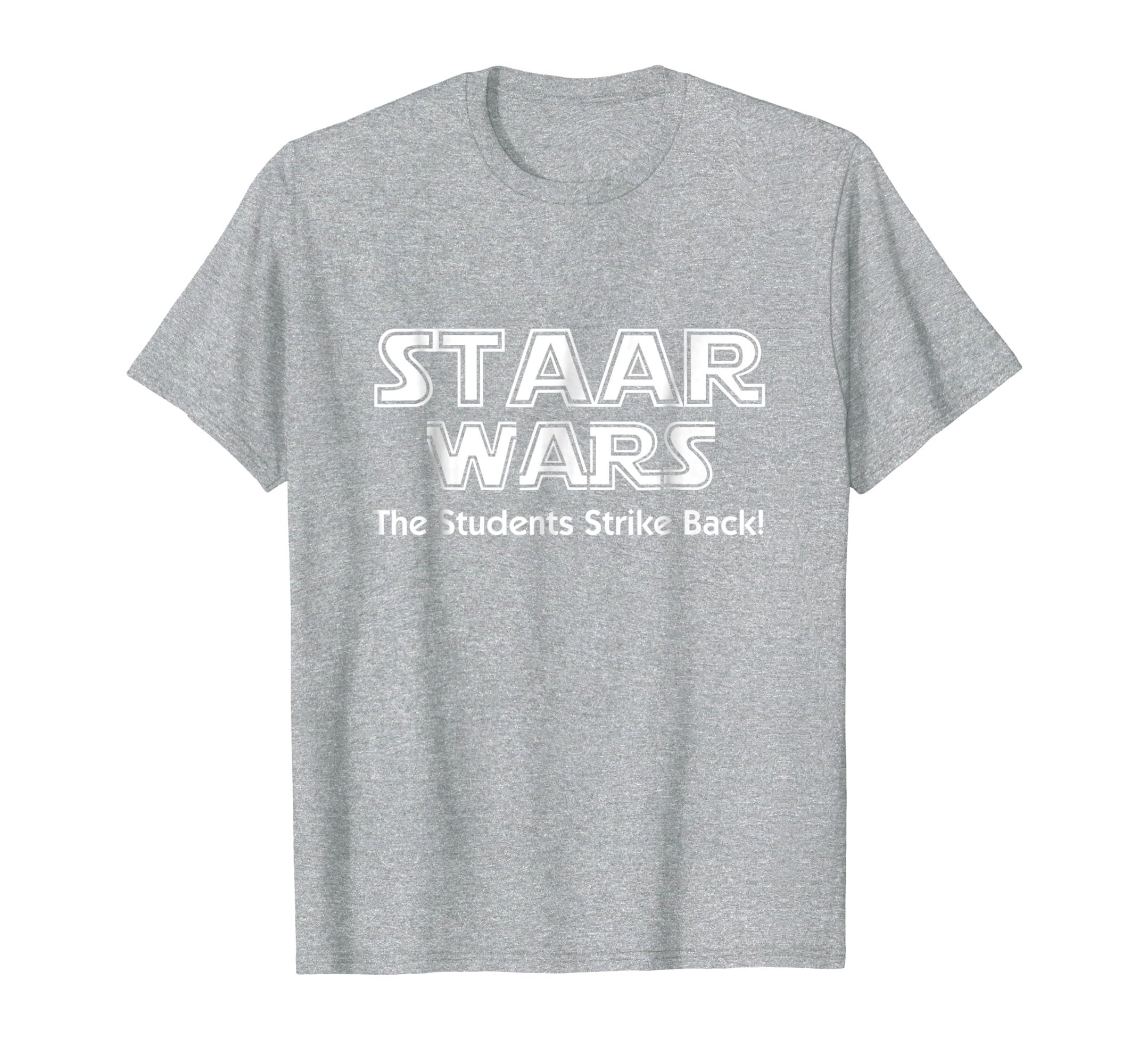 82fb66a0 Amazon.com: STAAR Shirt - Teacher Gift - Texas Staar Test Funny and Cute:  Clothing