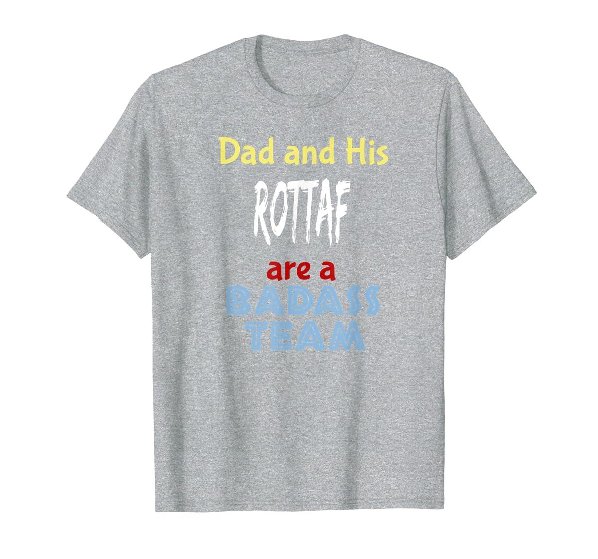 Mens Rottaf Dog Shirt Love Rottweiler + Afghan Hound =  T-Shirt-Men's T-Shirt-Sport Grey