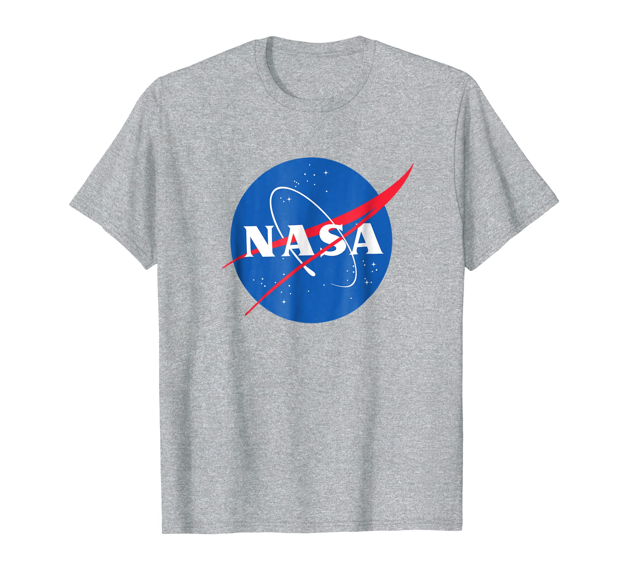 58f24bc76 The official NASA Insignia T-Shirt-anz ⋆ Anztshirt