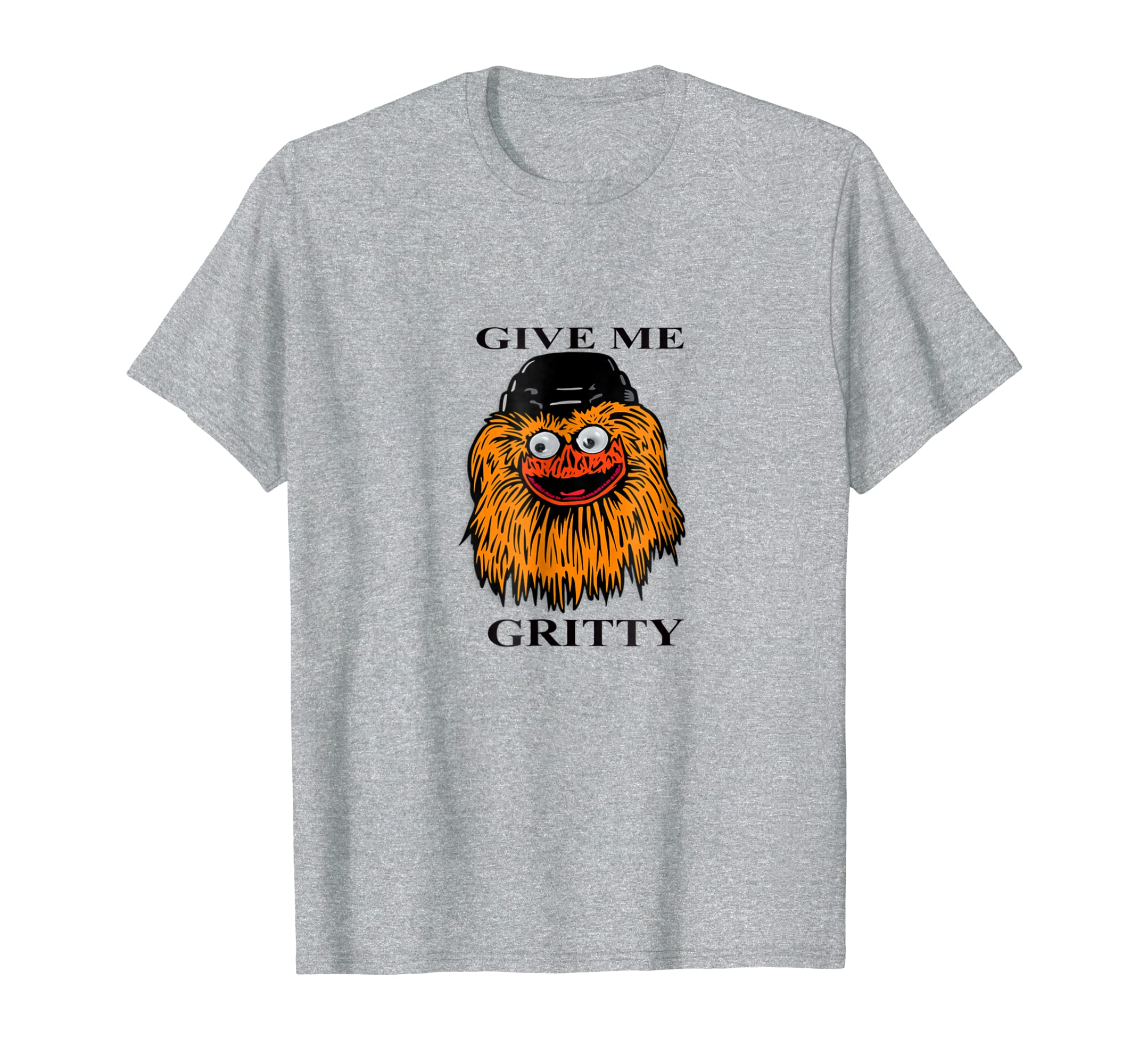 be032851 Funny give me gritty keep it gritty hockey t shirt-azvn – Anzvntee