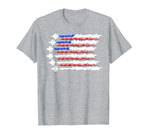 Air Force Jets USA American Flag Stars and Stripes