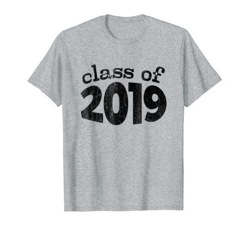 3854ae02f Amazon.com: Class of 2019 shirts 2019 Senior t-shirts for 2018 Juniors:  Clothing