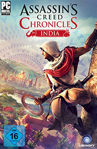 bester Test von assassins creed chronicles Assassin's Creed Chronicle: Indien [PC Code – Uplay]