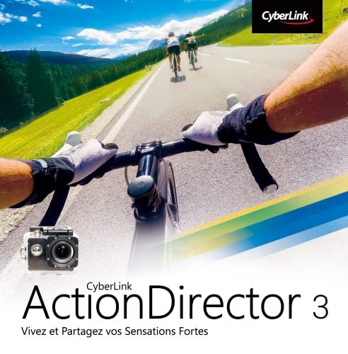 CyberLink ActionDirector 3 [Téléchargement]