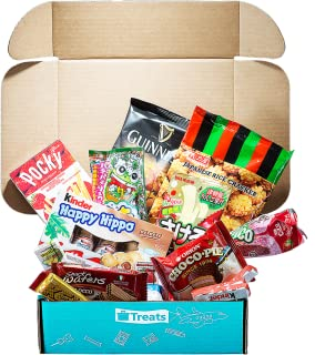 Try Treats - International Snack Subscription Box: Premium Box Subscription