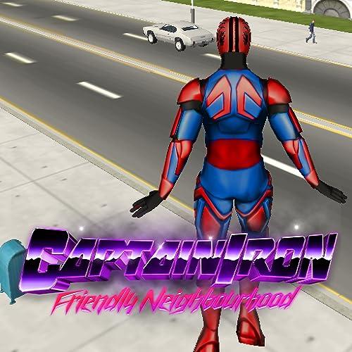 Capitão Iron Save Bairro: missão amigável