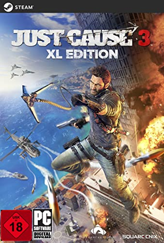 Just Cause 3 XL Edition [PC Code - Steam]