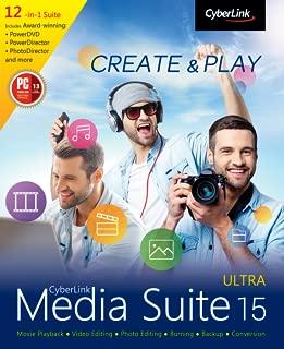 CyberLink Media Suite 15 Ultra [Download]