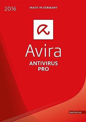 Avira Antivirus Pro 2016   3 PC   3 Year   Download [Online Code]
