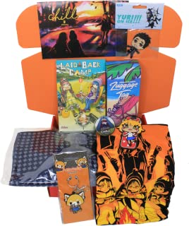 Akibento Anime Subscription - Anime Merchandise, Apparel, Figure, Manga, Collectibles Subscription Box